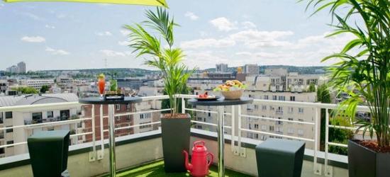 France / Paris - Charming Hotel in Boulogne-Billancourt District at the Radisson Blu Hotel, Paris-Boulogne 4*
