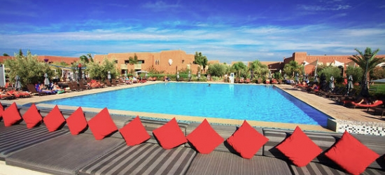 Morocco / Marrakech - All Inclusive Spa Retreat at the Kenzi Club Agdal Medina Hotel 5*