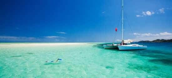 Romantic 7nt Maldives catamaran cruise