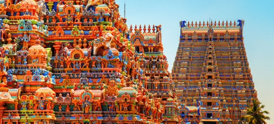 Tour / South India - Discover South India's Phenomenal Temples at the South India: From The Temples of Tamil Nadu to Kerala