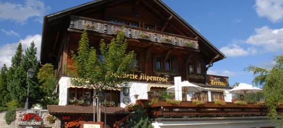 Family Suites in a Cosy Alpine Resort at the Boutique Hotel Alpenrose 4*