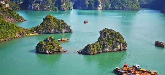 Vietnam / Tour - Highlights of Vietnam with Optional Beach Extension at the Classic Vietnam Adventure & Optional Extension to Phu Quoc 4*
