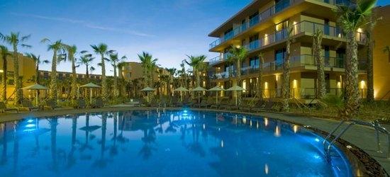 7 nights at the 4* Salgados Palm Village Apartments & Suites, Albufeira, Algarve