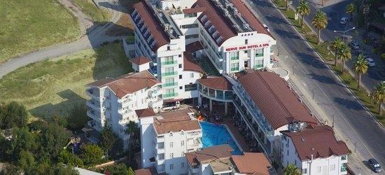 7 nights at the 4* Merve Sun Hotel, Side, Antalya