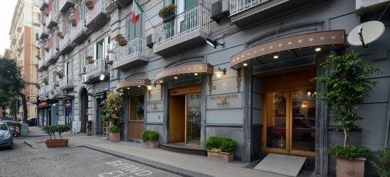 3 nights at the 3* Europa Grand Hotel-Restaurant, Naples, Neapolitan Riviera