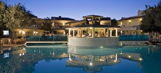 7 nights at the 5* Lydia Maris Resort & Spa Hotel, Kolymbia, Rhodes