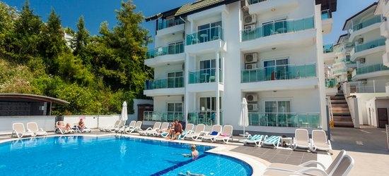 7 nights at the 4* Side Su Hotel, Side, Antalya