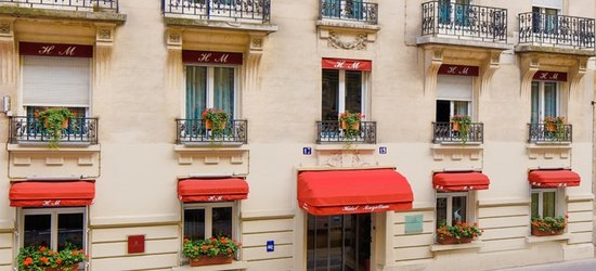 3 nights at the 3* Magellan, Paris, Ile de France