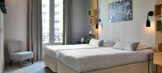 3 nights at the 3* Chouette Hotel, Paris, Ile de France