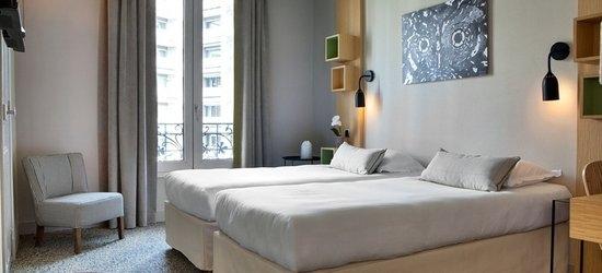 3 nights at the 3* Chouette Hotel, Paris, Ile de France