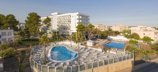 7 nights at the 3* Apartments Playasol Riviera, San Antonio Bay, Ibiza