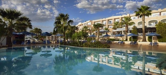 7 nights at the 5* Mitsis Rodos Village, Kiotari, Rhodes