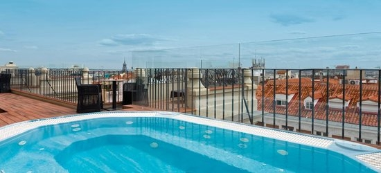 3 nights at the 4* Catalonia Atocha, Madrid