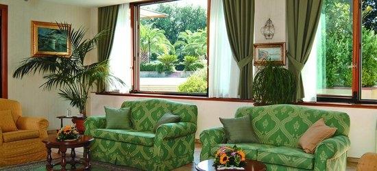 3 nights at the 4* Montespina Park Hotel, Naples, Neapolitan Riviera