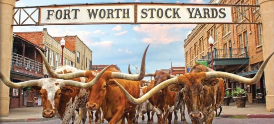 Win a trip to Dallas & Fort Worth, Texas, for two