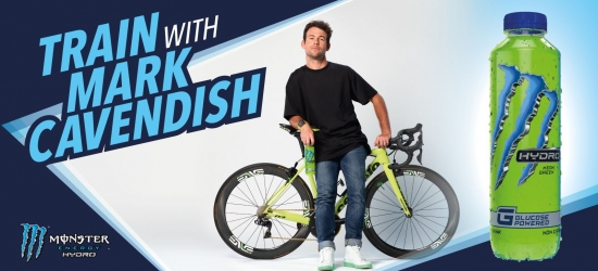 Win a training session with Mark Cavendish in Europe