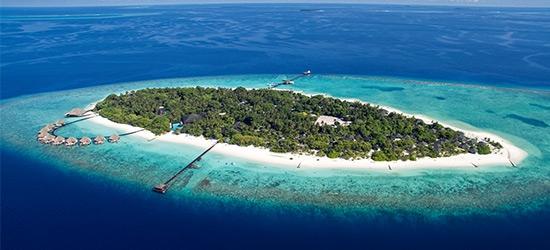 7nt Maldives island paradise