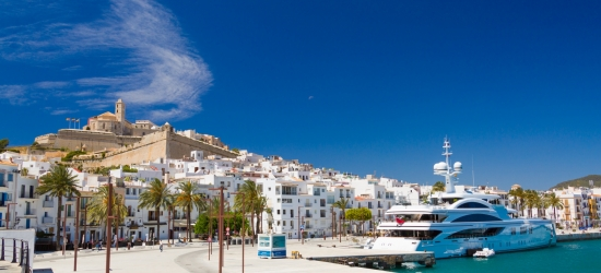 Win a trip for two to Ibiza