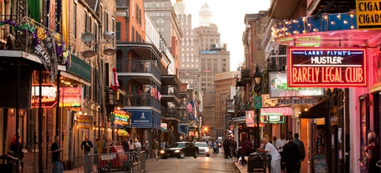 Win a trip for two to Nashville, Memphis and New Orleans