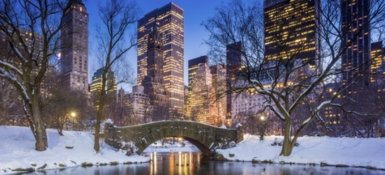 £70 per room per night | Historic NYC gem close to Central Park with Christmas market dates, Park Central Hotel New York, Manhattan
