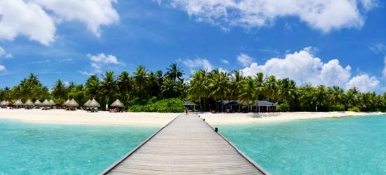 £112 per villa per night | Tropical simplicity in the Maldives, Sun Island Resort & Spa, Maldives