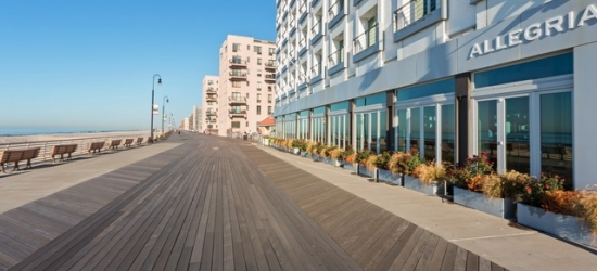 £125 per room per night | Allegria Hotel, Long Beach, New York