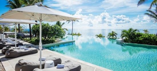 Mauritius 5-star all-inc escape & junior suite