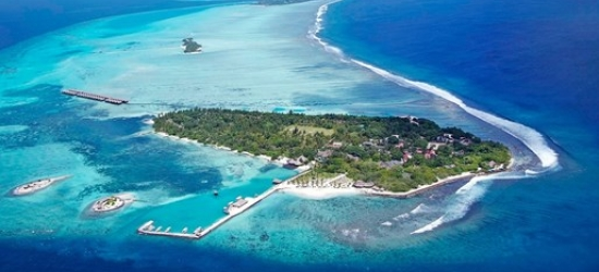 Maldives: deluxe all-inc week & transfers, 30% off