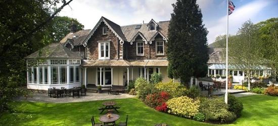 £159 --Lake District getaway with dinner & cream tea