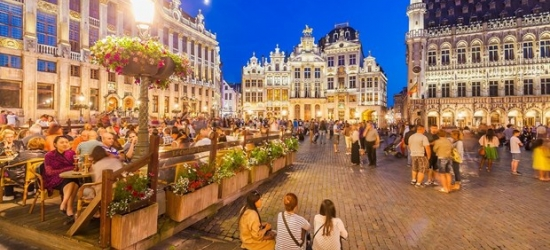 £69 -- Brussels hotel stay with breakfast, 40% off