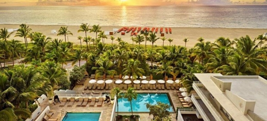 £120 & up--Miami Beach Oceanfront 4-Star Hotel, 50% Off