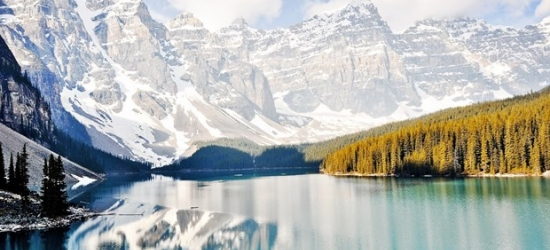 £53 -- Banff Stay during Ski Season, Reg. £86