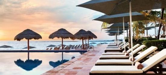 £90 -- Cancun: 'Extraordinary' Beachfront Hotel, 60% Off