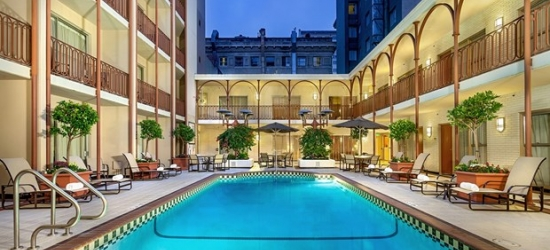 £140 -- San Francisco Union Square Hotel incl. Weekends