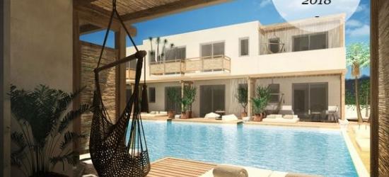 Newly opened adults only 4* Crete beach retreat