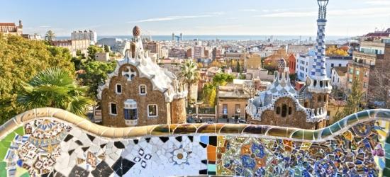 Barcelona: 2-4 nights at a choice of hotels
