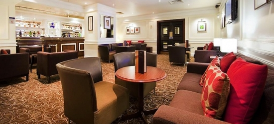 Bradford City Centre: Up to 3 Nights for Two with Breakfast and Options for Wine or Dinner at the 4* Bradford Hotel