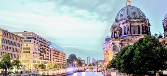 Berlin: Double Room for Two with Breakfast at Sorat Hotel Ambassador Berlin