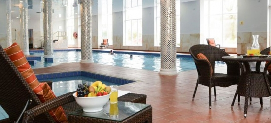 Letterkenny: Two-Night Stay for Two People with Wine, Leisure Access and Late Check-Out at 4* Clanree Hotel