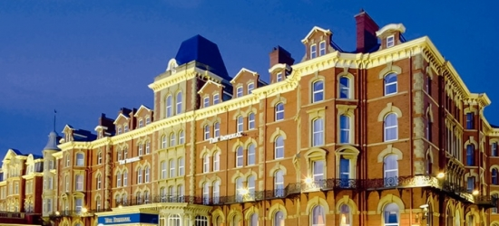 Blackpool: Standard Double Room for Two with Breakfast and Optional Afternoon Tea and Dinner at 4* The Imperial Hotel