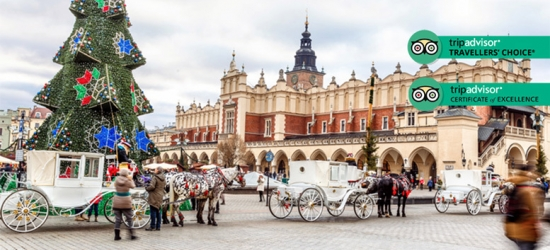 2-3nt Krakow Christmas Market Getaway