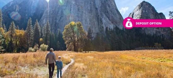 8nt San Francisco, Yosemite National Park & LA + Flights & Car Hire