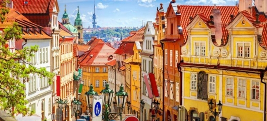 2-3nt 4* Prague City Escape, Breakfast, Mulled Wine