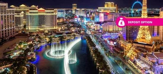 3-7nt Las Vegas Getaway  - Christmas & January Dates!
