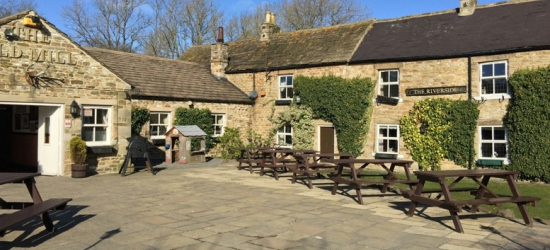 1-2nt Durham Stay, Breakfast & Wine for 2 @ The Old Mill, Knitsley