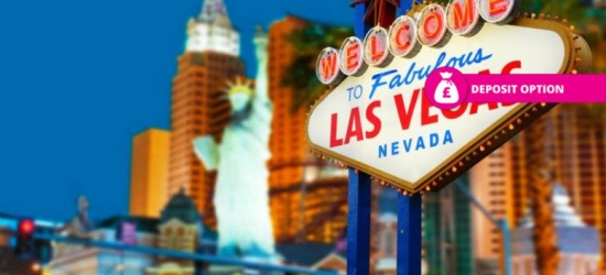 6nt New York & Las Vegas Holiday + Flights
