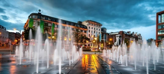 The Pendulum Hotel Stay for 2, Dining & Breakfast - Manchester