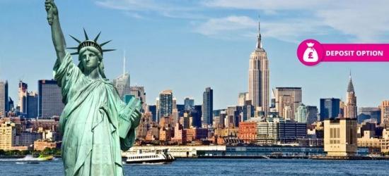 6-8nt New York & Toronto - Empire State, Xmas Tour & Niagara Options!