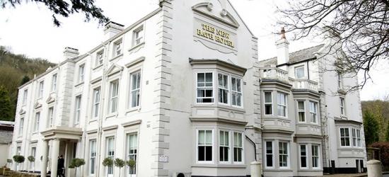 Peak District Escape, Breakfast & Dining for 2 @ 4* New Bath Hotel