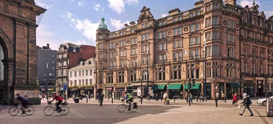 4* County Hotel Newcastle Stay & Breakfast for 2 - Afternoon Tea Upgrade!